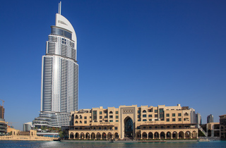 Dubai - The Address Hotel