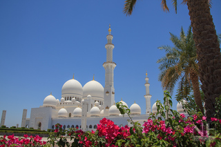 Abu Dhabi - Sheikh Zayed Grand Mosque