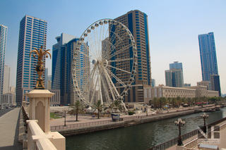 Sharjah - The Eye of the Emirates