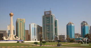 Sharjah - Skyline