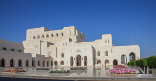 Muscat (Oman) - Royal Opera House