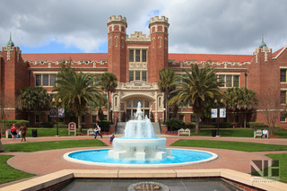 Florida State University in Tallahassee, Florida, USA